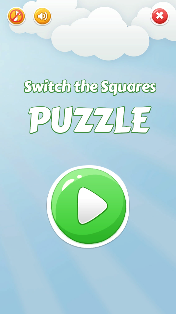Switch the Squares PUZZLE