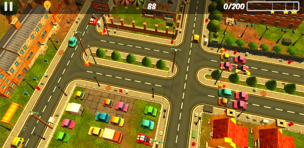 Traffic Lights Town