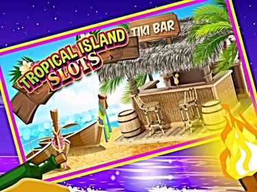 Tropical Island Slots