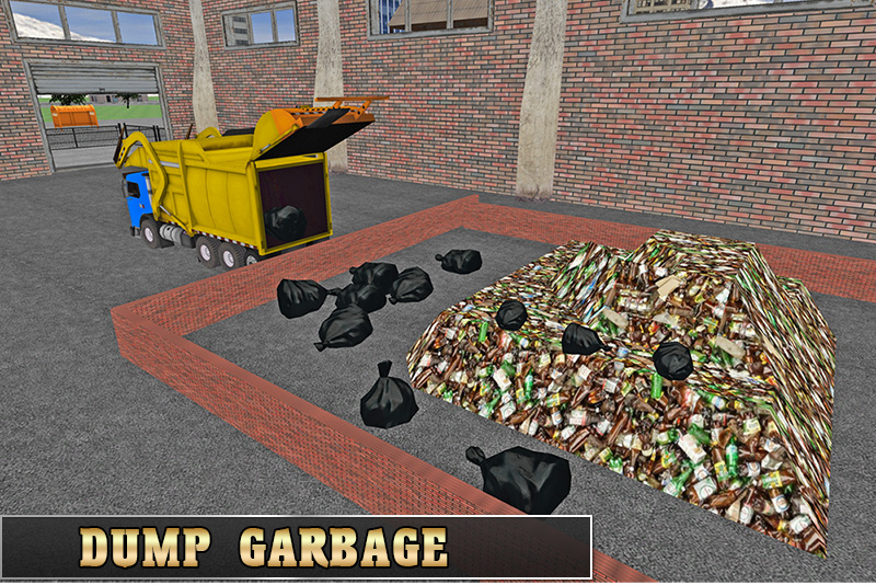 Ultimate Garbage Truck Driver