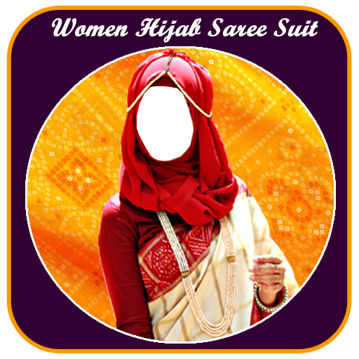 Women Hijab Saree Suit
