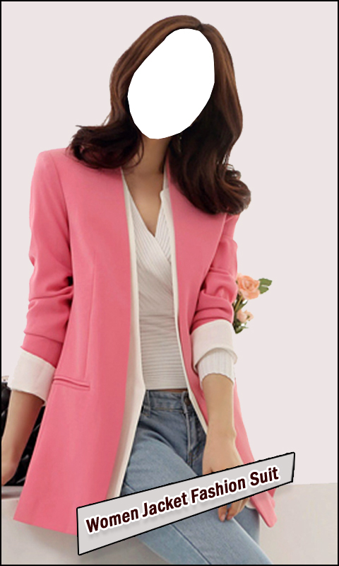 Women Jacket Fashion Suit New