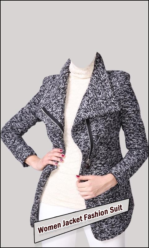 Women Jacket Fashion Suit New