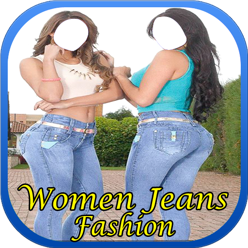 Women Jeans Wear Fashion Suit