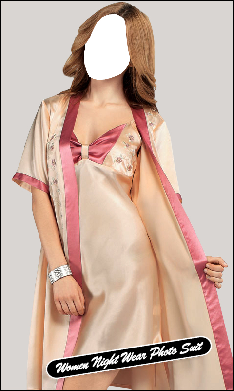 Women Night Wear Photo Suit