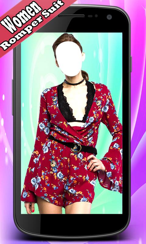Women Rompers Suit