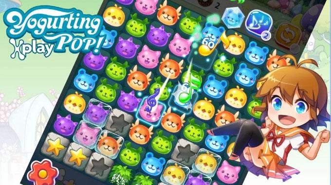 Yogurting Pop - Puzzle Kawaii