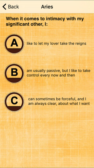Astrology Love Quiz