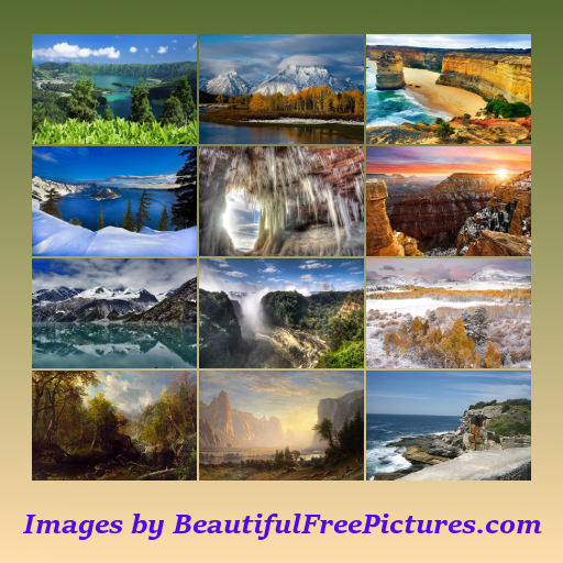 Beautiful Picture Puzzle Pro