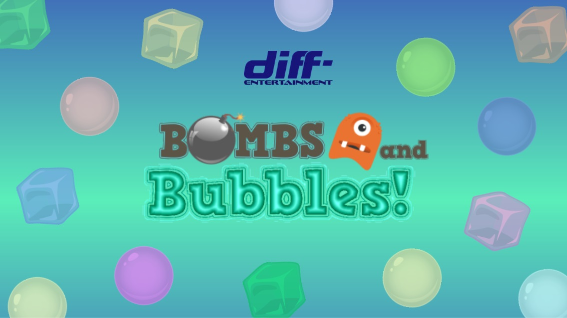 Bombs and Bubbles!