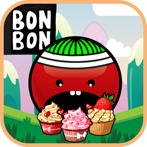 Bonbon Cake Hunter