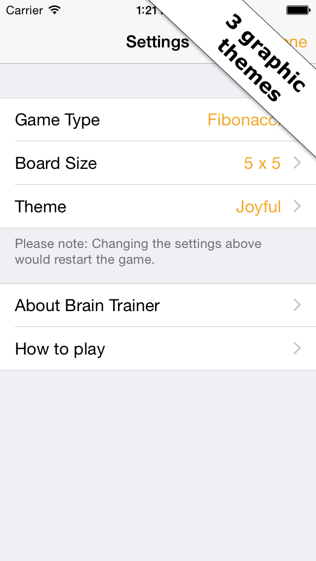 Brain Trainer - get smarter