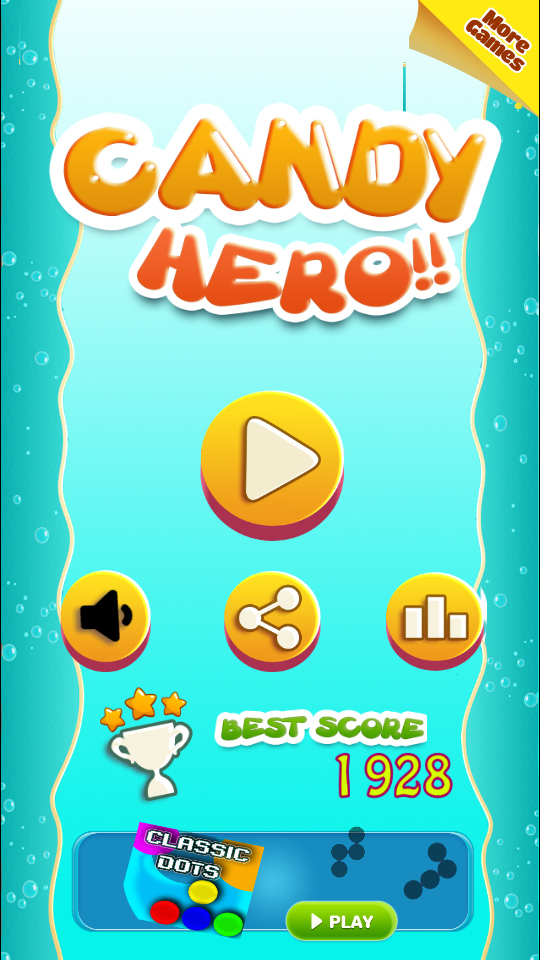 Candy Hero!