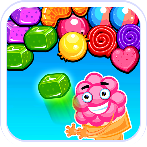 Candy World Bubble Shooter