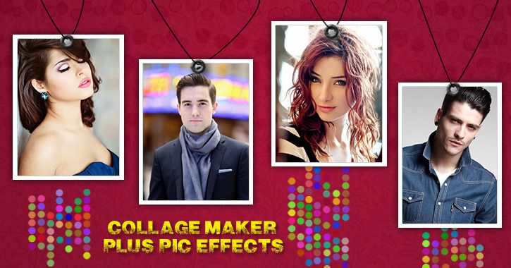 Collage Maker Plus Pic Effects