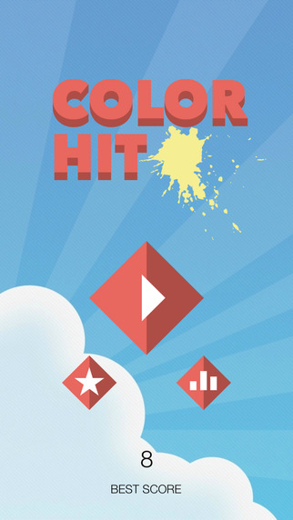 Color Hit - The summer game