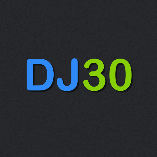 DJ 30-Record Screen, Music & Voice