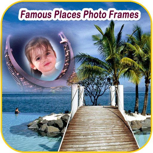 Famous Places Photo Frames