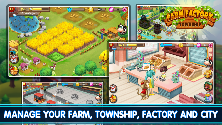 Farm Factory Township
