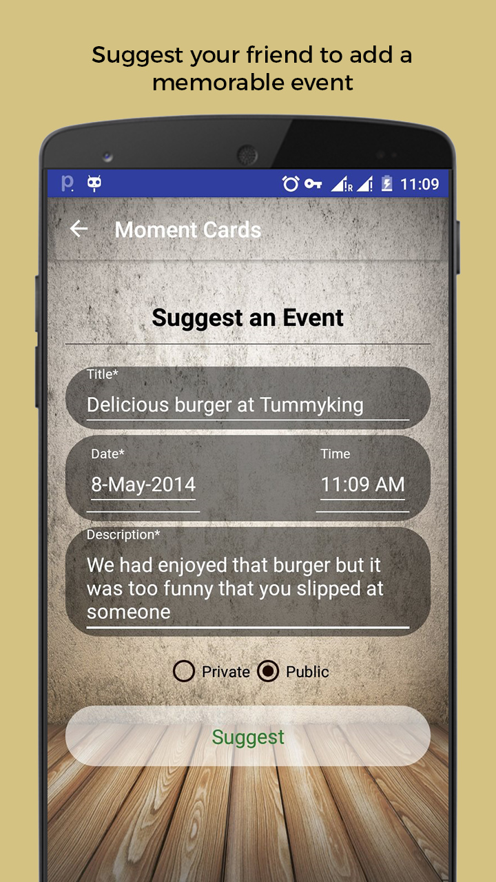 Moment Cards
