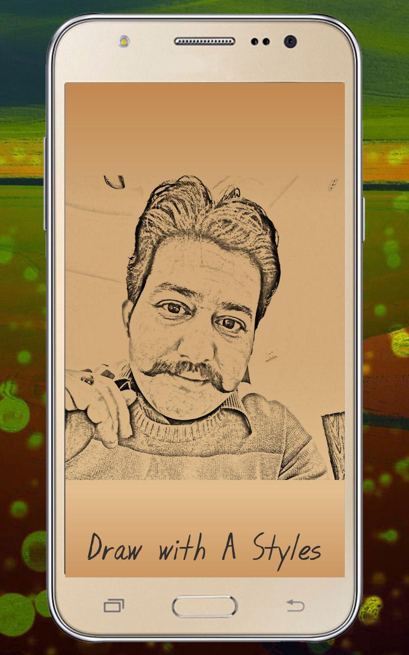 Pencil Photo Sketch