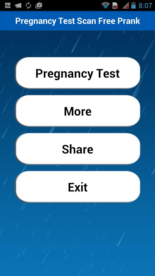 Pregnancy Test Scan Free Prank