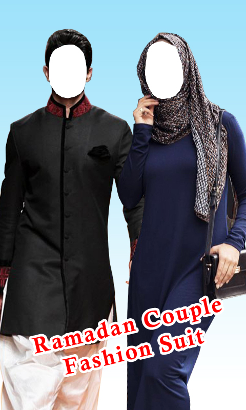 Ramadan Couple Fashion Suit