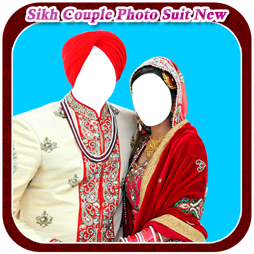 Sikh Couple Fashion Suit New