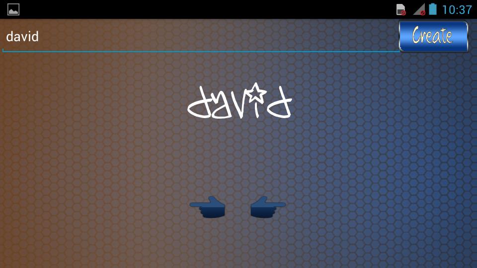 Virtual Signature Maker