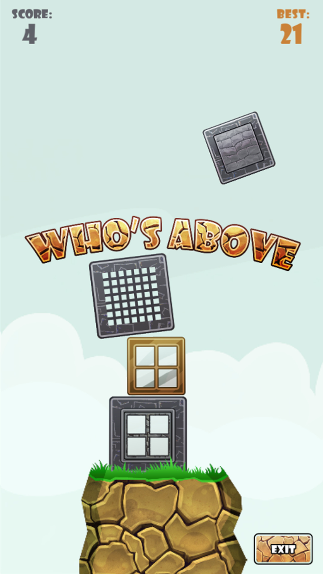 Who's Above