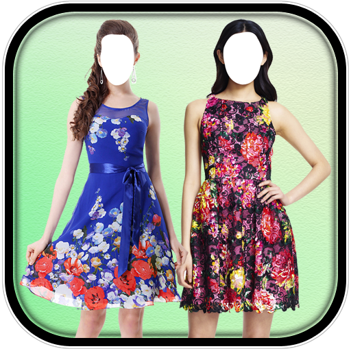 Women Floral Dress Suit