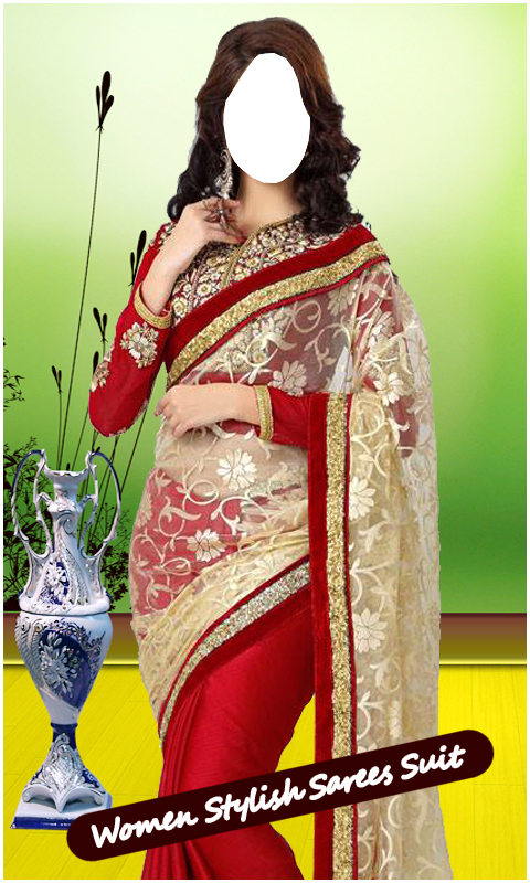 Women Stylish Saree Suit