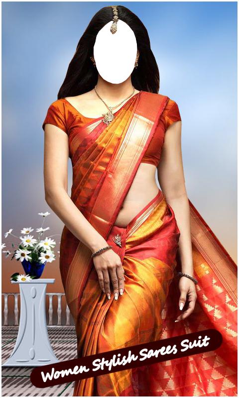 Women Stylish Saree Suit