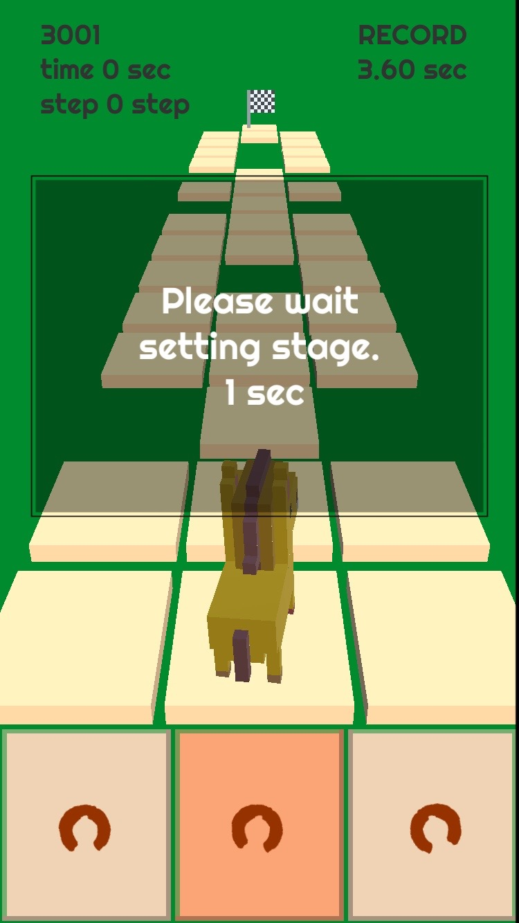Zoo Stepper | step on tiles