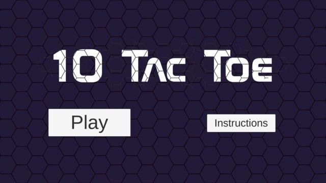 10 Tac Toe