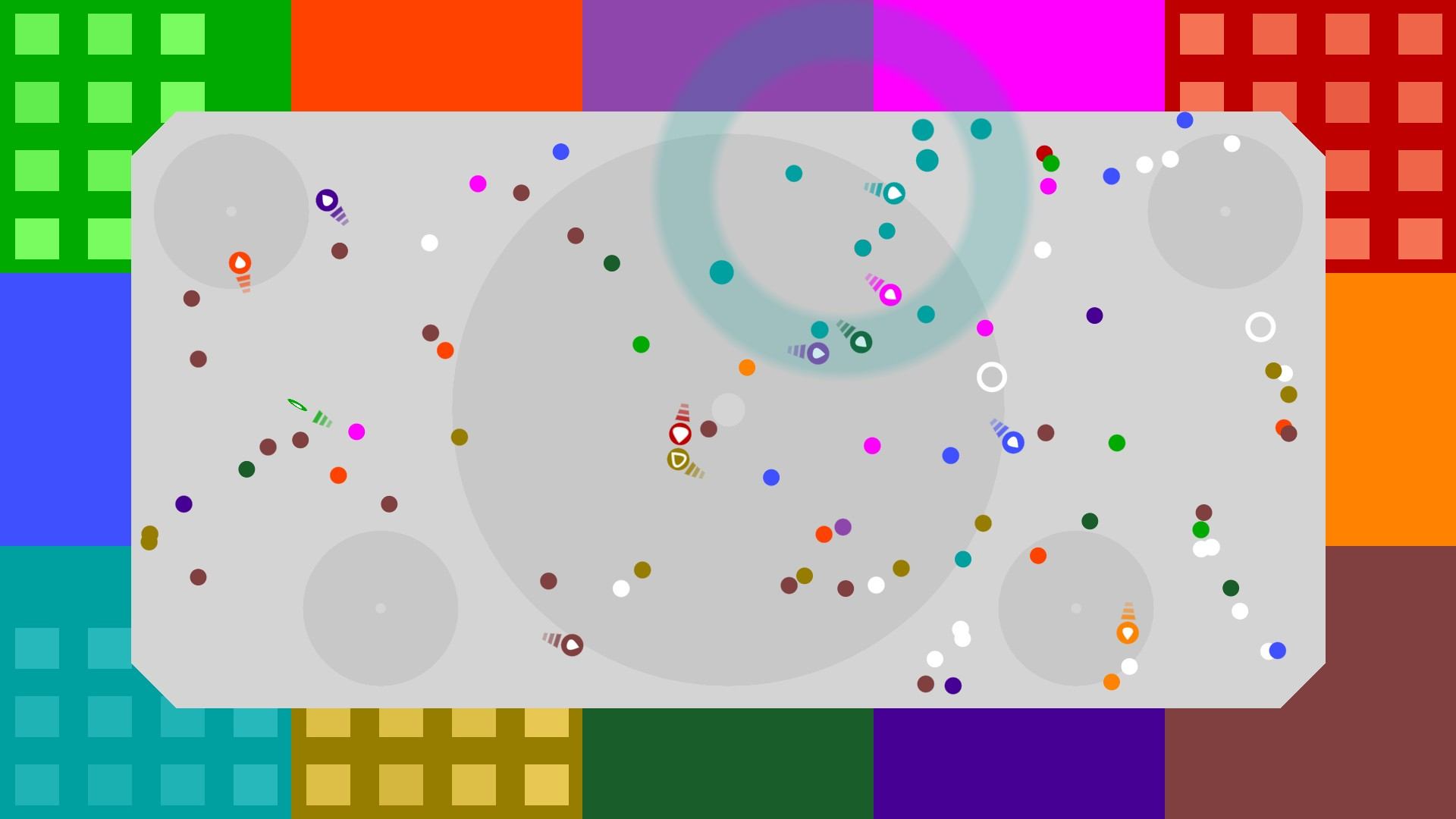 12 orbits ◦ local multiplayer for 2, 3, 4, 5, 6... 12 players ◦ Free