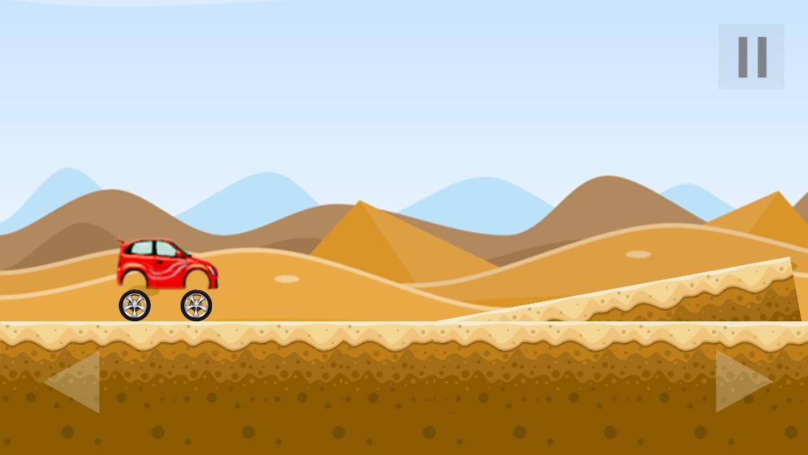 Car Run(Desert)