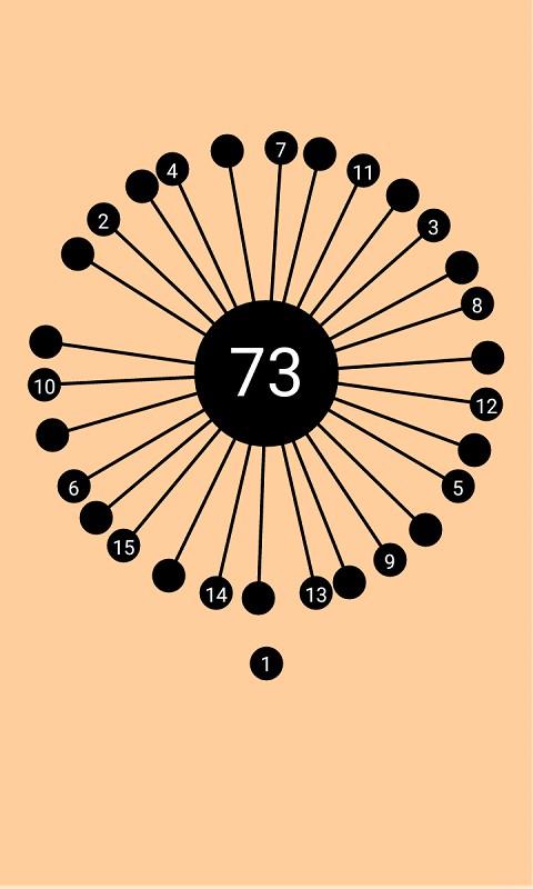 Crazy Pin Circle