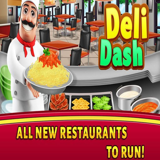 Deli Dash Cooking Scramble