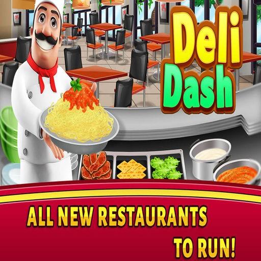 Deli Dash Cooking Scramble