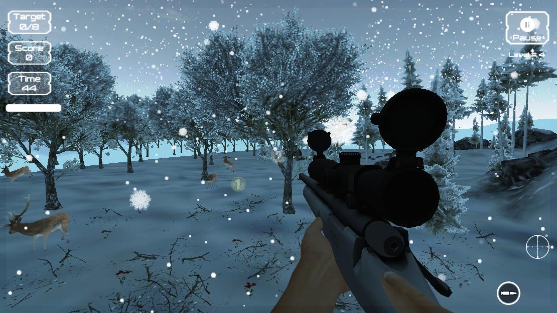 Elite Deer Sniper Hunt 3D