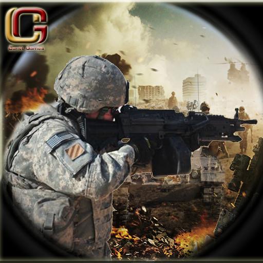 Enemy Shooting Revenge 3D