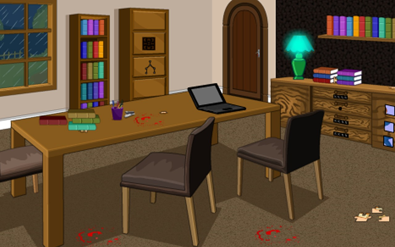 Escape Game-Friends Study Room