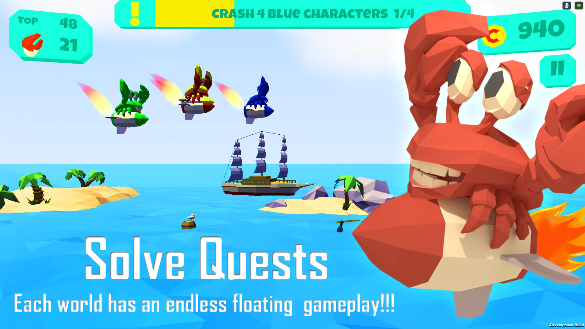 Floaties - Endless Flying Game