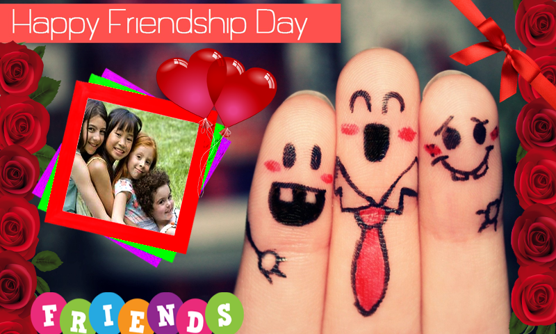Friendship Day Frames HD