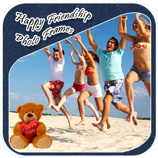 Friendship Day Photo Suit App