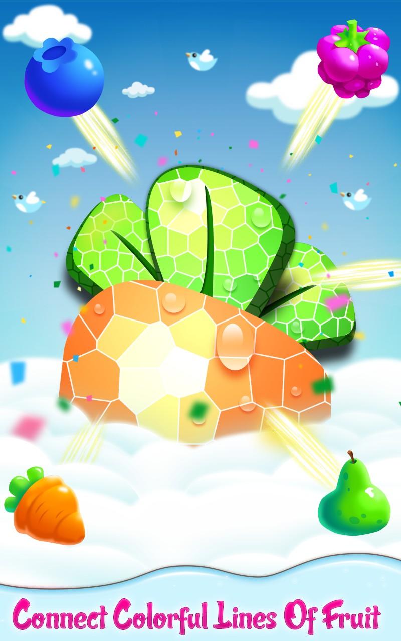 Fruit Fresh Cartoon