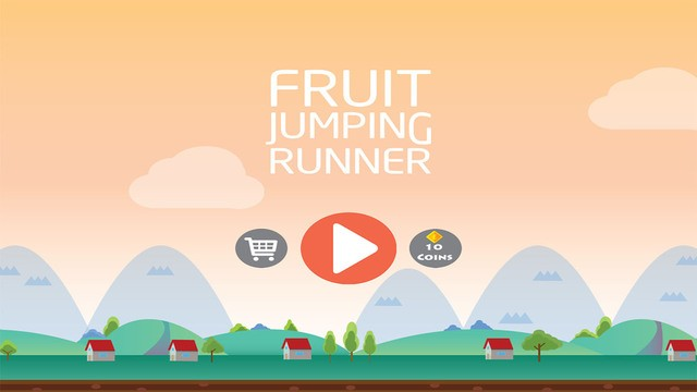 Fruit Jumping Runner