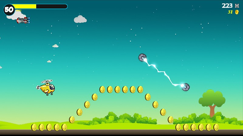 Helicopter Flight Game Free