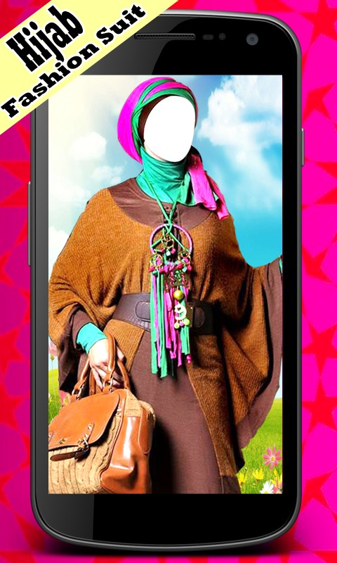 Hijab Fashion Maker New